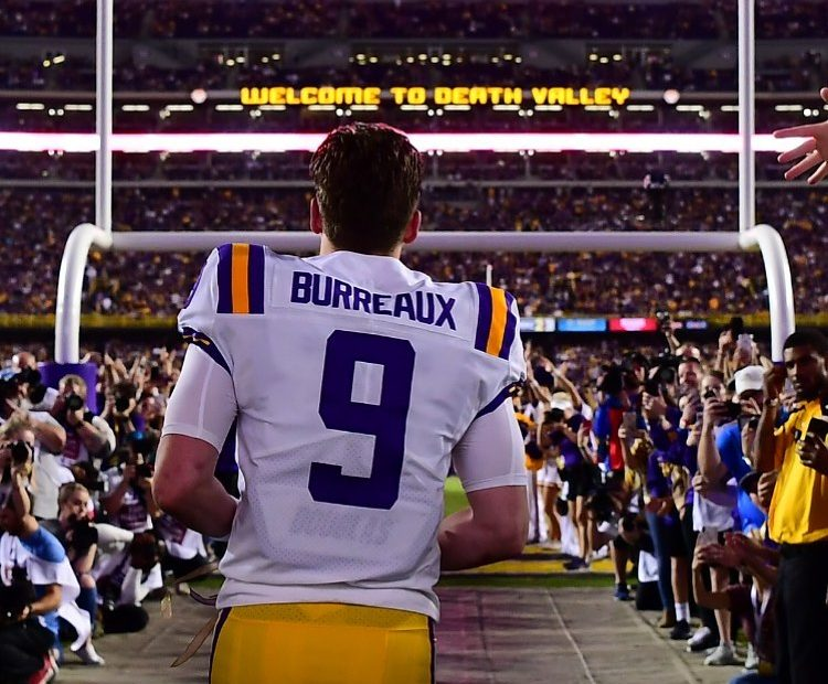 NFL 2/24/20: Why Joe Burrow Should Not Want to Play For the Bengals. – With the NFL Draft quickly approaching, it seems as if all signs point to the Bengals selecting Joe Burrow with the number one pick. He had a historic season with the LSU Tigers last year, but could be put in a terrible situation with the Bengals. So, here is why I think he shouldn't want to play for Cincinnati.