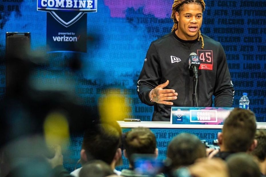 Which Team Should Take Chase Young? – Chase Young is one of the most hyped up pass rushers in a decade. He is supposedly destined to become better than both of the Bosa bros, and throughout the college season has proved that he is the best prospect in the draft. With this being said, which team is the best fit for Chase Young?