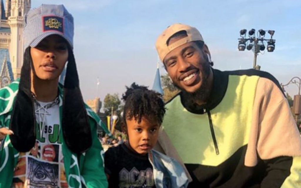 Iman Shumpert and Wife Teyana Taylor Are Expecting Their Second Child Together