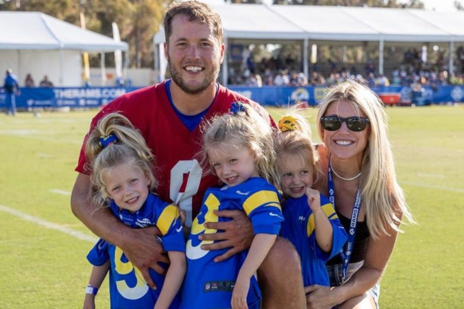 Life After Matthew Stafford, Kelly Stafford Welcomed Their Fourth Daughter Into the World