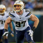 NFL Star, Joey Bosa, Sets New Record With Contract Extension; Believes Little Brother Will Break Record Soon