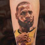 25 Basketball Tattoos That Are Slam Dunks