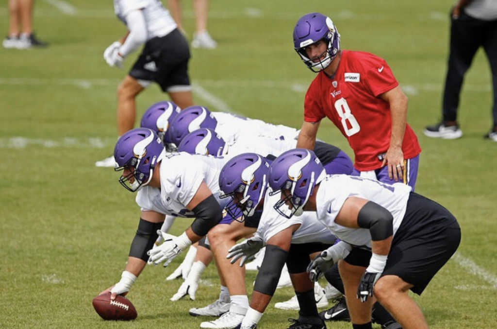 """NFL Quarterback, Kirk Cousins Could Not Care Less About COVID-19, """"If I die, I die"""" – On a podcast called, """"10 questions With Kyle Brandt"""" which appeared Wednesday but Cousins said was recorded in July, Vikings quarterback, Kirk Cousins, said """"if I die, I die."""" This sparked major backlash, and later Wednesday, Cousins spoke with reporters to clarify what he had earlier said."""