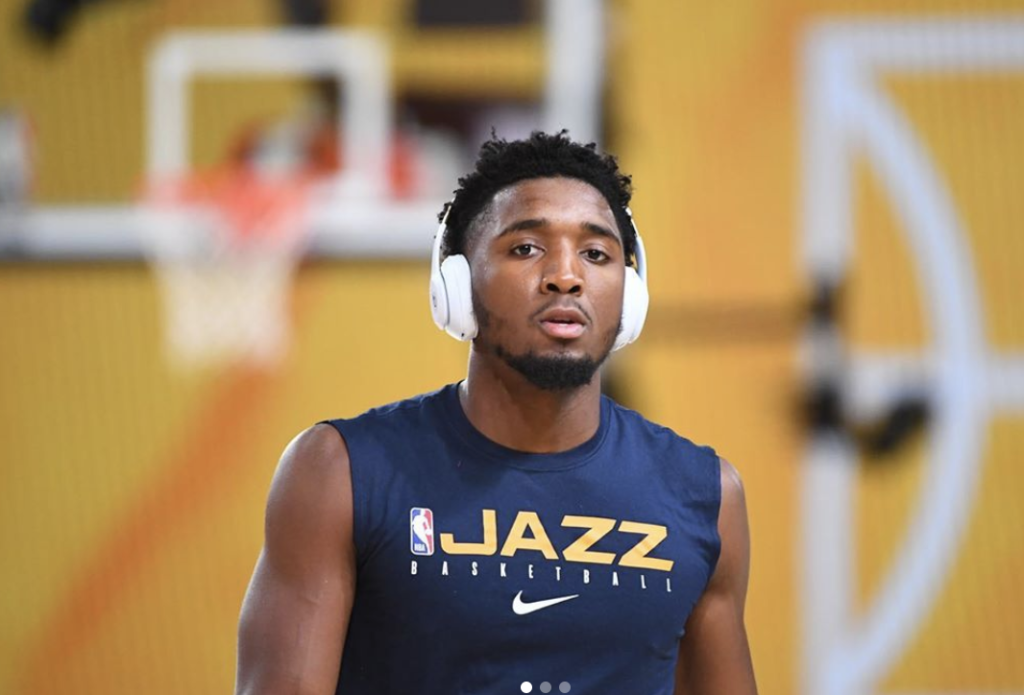 """Denver Nuggets Become only 12th Team Ever to Survive 3-1 Series Deficit; Donovan Mitchell Collapses to Floor in """"Shock"""" – As the ball's momentum carried it out of the hoop, Jazz's, star guard, Donovan Mitchell collapsed to the floor, facedown, after becoming only the 4th player ever to score at least 50 points twice in a playoff series, joining Michael Jordan, Allen Iverson, and Nugget's Jamal Murray."""
