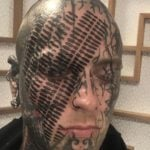 26 Extreme Face Tattoos That You Need to See to Believe