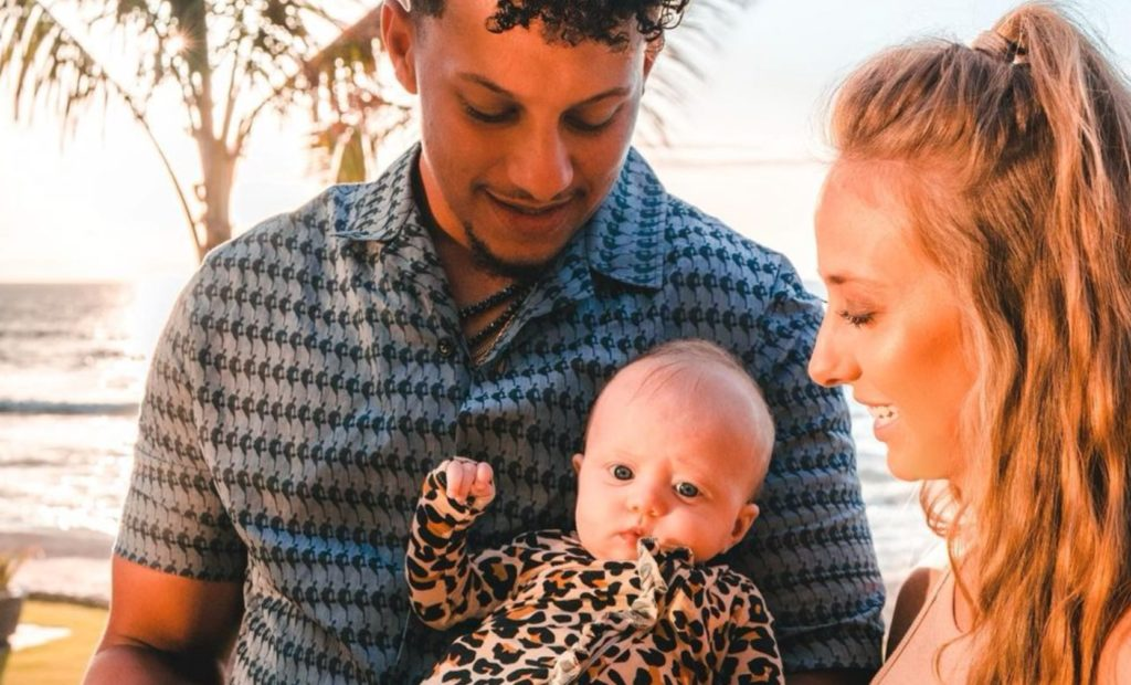 7 Photos of Patrick Mahomes and Brittany Matthews Since Welcoming Their Daughter Into the World