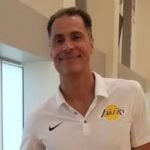Lakers General Manager Rob Pelinka Wins Finals Championship, Then Coaches a Seventh Grade Basketball Team