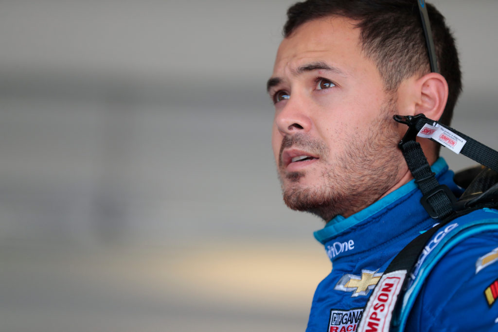NASCAR Reinstates Driver Kyle Larson Following His Lengthy Apology For Using a Racial Slur While Livestreaming