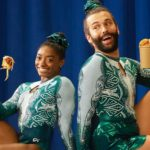 Uber Eats Ad Featuring Simone Biles and Queer Eye's Jonathan Van Ness That Sparked Controversy Still Going Strong