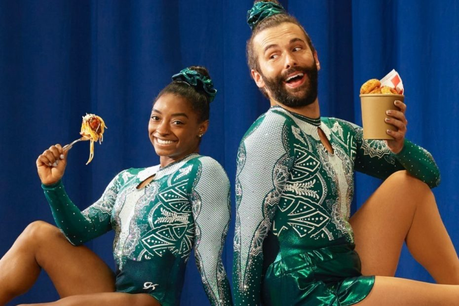 Uber Eats Ad Featuring Simone Biles Sparks Controversy