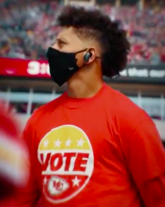 People Reportedly Voted Patrick Mahomes For President