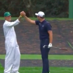 Birthday Hole-In-One! Jon Rahm Hits Shot That Skips Across Water Onto Green And Sinks Into Hole