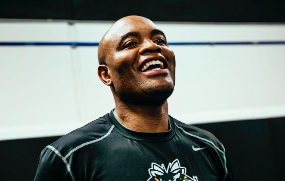 Record-Holding MMA Fighter Anderson Silva Competes In Reported Last UFC Match: 'Thank...God For Granting Me The Gift Of The Fight!'