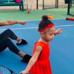 Serena Williams Enjoying Spending Time With Daughter, Launches Moms And Daughters Jewelry Set