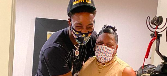 Surprise! Bam Adebayo Buys Mom New Home For Her Birthday After Adebayo Grew Up In A Trailer