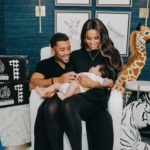 Russell Wilson And Ciara's Son, Win 'Daddy's Twin', Already Winning With The Words