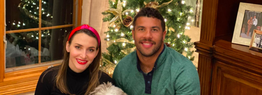NASCAR Driver Bubba Wallace Wishes You A Happy New Year After What Was A Tumultuous 2020