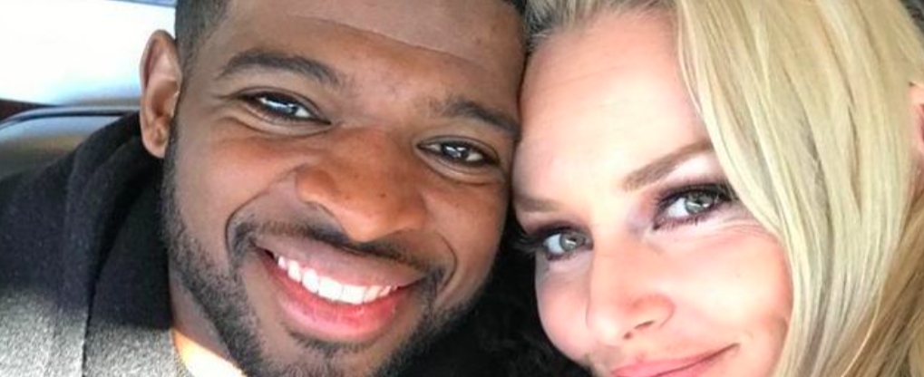 Lindsey Vonn And P.K. Subban Announce Mutual Split In Mutual Posts: 'We Will Always Remain Friends'