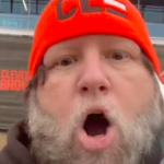 Browns Fans And Baker Mayfield Rally Behind Fan And Missionary Battling Cancer, Bring Him To Historic Playoff-Clinching Game: 'The World Needs More Lovely People Like You And Your Family! Go Brownies, Let's Win This For Tom'