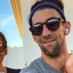 Nicole Phelps Shares What It's Been Like To Live With Michael Phelps' Depression Symptoms, Michael Advocates For Therapy