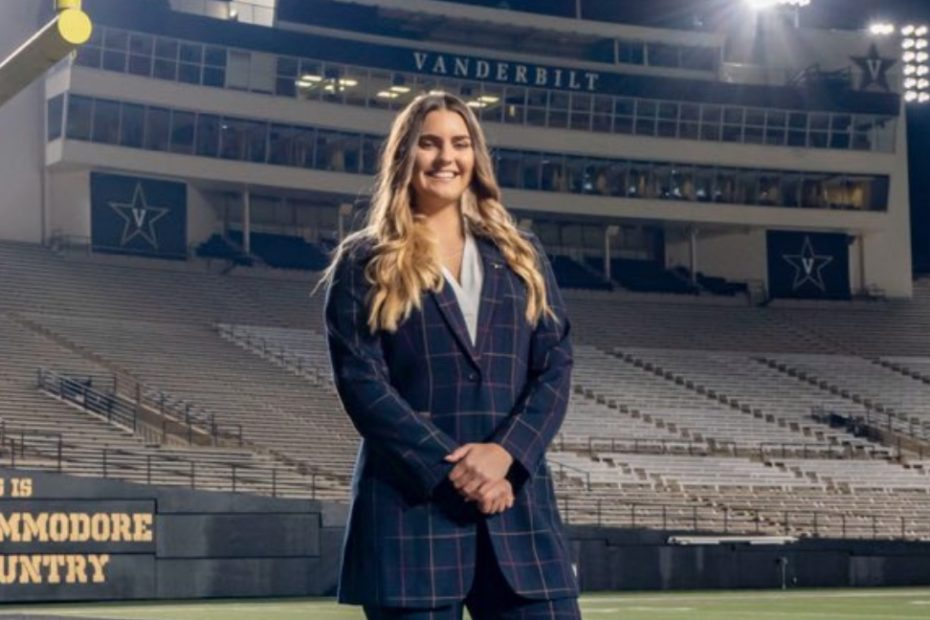 Vanderbilt Kicker Sarah Fuller Invited To Take Part In 2021 Presidential Inauguration: 'It's An honor To Be Invited To Participate In One Of America's Greatest Traditions'