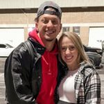 Patrick Mahomes' Fiancé, Brittany Matthews, And Their Daughter-To-Be Cheered Mahomes On To The Super Bowl: 'Just So Dang Proud Of You'