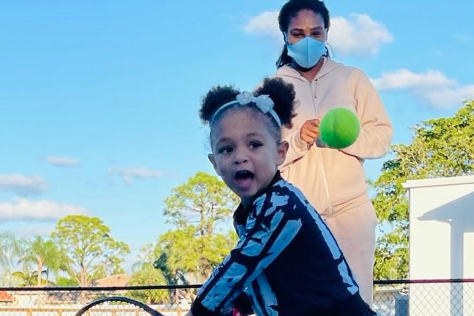 Serena Williams Didn't Want Her Daughter To Feel Pressured To Play Tennis