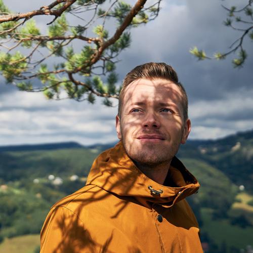 Portrait of Derek Prince