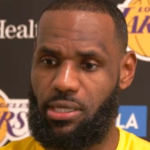 Fans Ejected From Lakers, Hawks Game After Verbal Argument With LeBron James