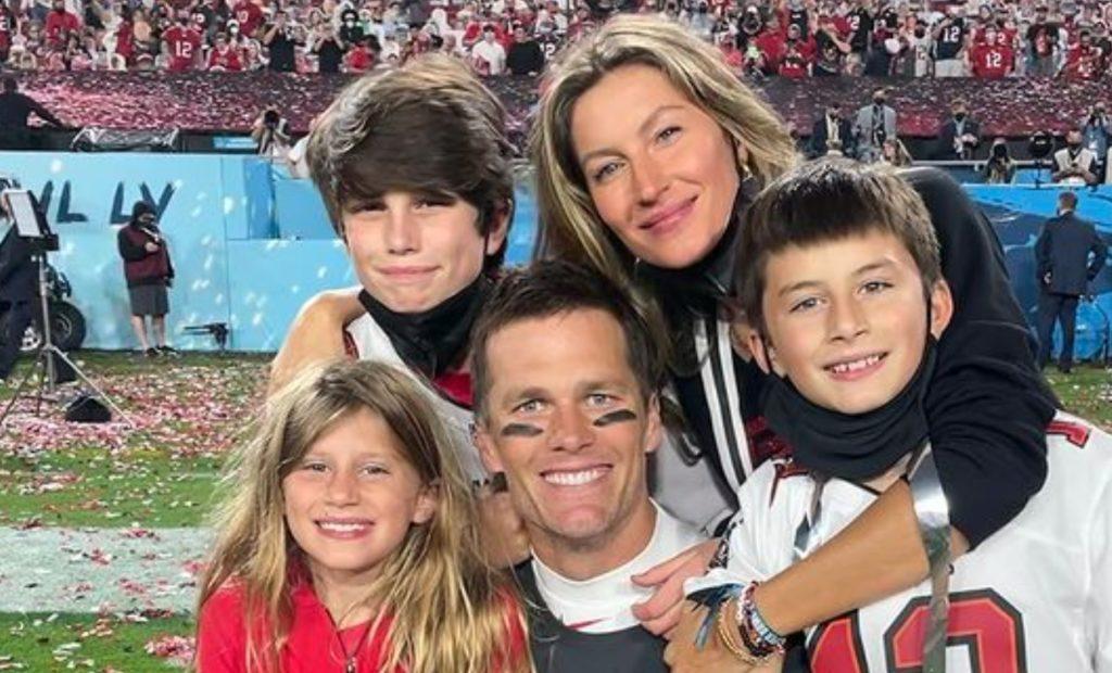 Gisele Bündchen Is 'So Proud' Of Her Husband, Tom Brady: 'Congratulations My Love!
