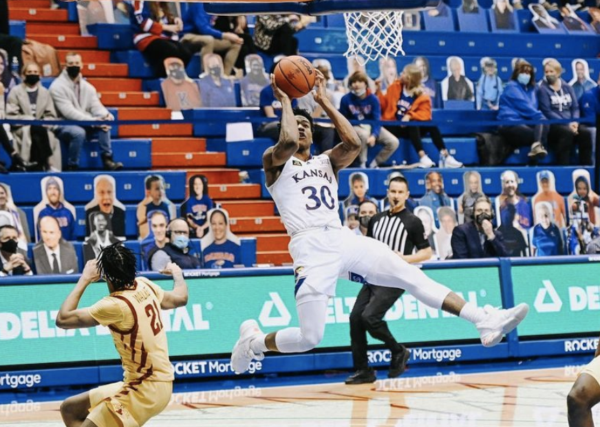 Kansas Jayhawks Slip Out of the AP Top 25 – These rankings are then displayed next to teams names in standings, articles, and on television broadcasts. The Kansas Jayhawks men's basketball team has been in the top 25 every single week for the past 12 years. Jayhawks star guard, Bryce Thompson, was 6 years old the last time the Jayhawks were not in the top 25.