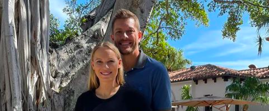 'Baby Girl Coming June 2021': Caroline Wozniacki And David Lee Expecting!