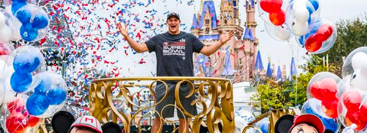 'I'm Going To Give It A Big Kiss': Rob Gronkowski And His Complicated History With the Lombardi Trophy