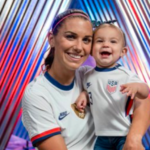 'Definitely Not A Regular Mom': Alex Morgan Scores First Goal In US As A Mother With US Women's National Team
