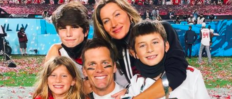 Tom Brady and Gisele Bündchen Celebrate 12-Year Wedding Anniversary!