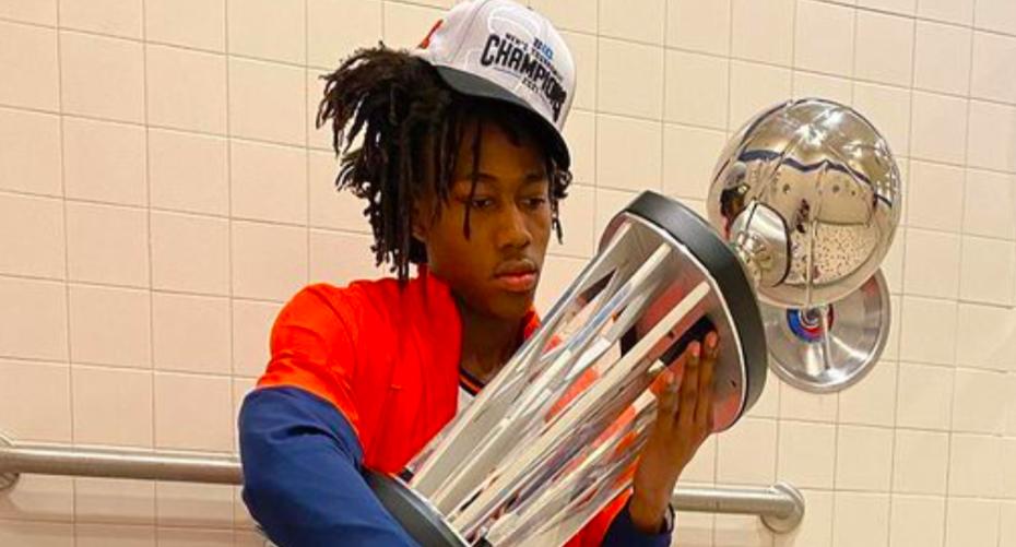 Illinois Guard Ayo Dosunmu Pays Respect To Kobe Bryant After Winning Big 10 Tournament MVP