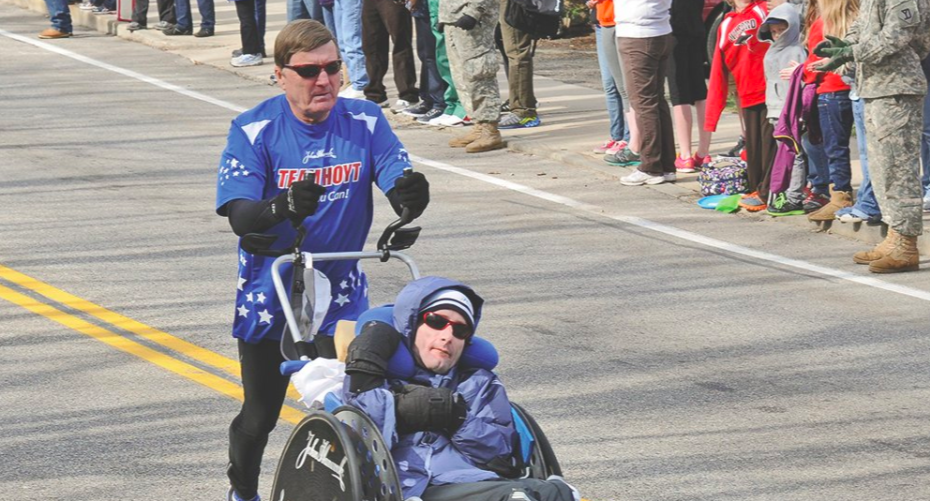 USA Triathlon Hall Of Fame Member Dick Hoyt Remembered, Honored By So Many People People Who Were Inspired By Decades Of Incredible Races With His Son