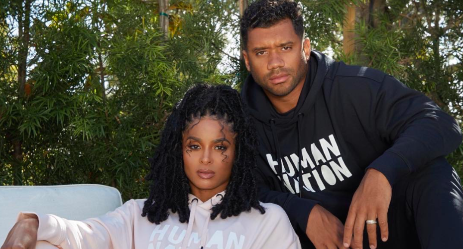 Russell Wilson And Ciara Celebrate First Day They Met Each Other!