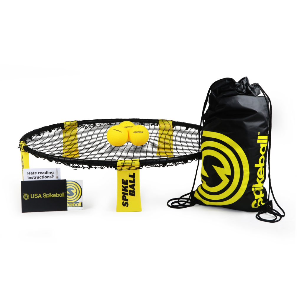 Keep Your Kids Outside and Active This Summer With This Awesome Spikeball Set From Walmart