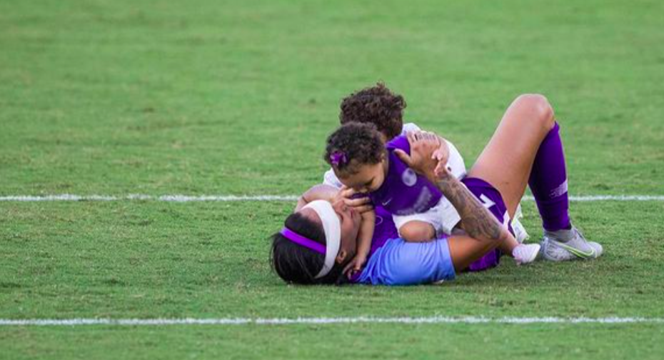 Sydney Leroux Dwyer Shares How Her Son Tested Positive For COVID-19: 'It Has Been An Extremely Hard Couple Of Weeks, But Thankfully Things Are Much Better Now'