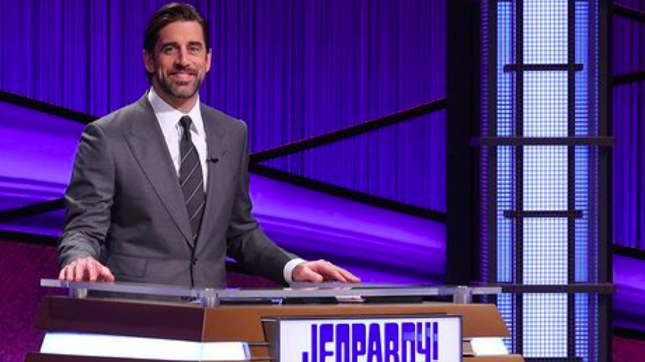 Aaron Rodgers Shares Behind-The-Scenes Sticky Notes Of Encouragement And Reminders From The Jeopardy! Podium As A Guest Host. You Have To Read This Hilarious Reminder On One Of The Notes