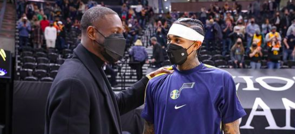 Dwyane Wade Becomes Part Owner Of Utah Jazz