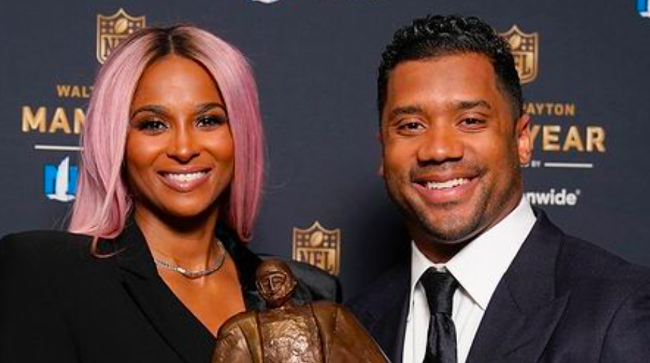 Russell Wilson and Ciara Talk About Their Baby, Win, And Recall Fun Night When President Obama Tells Russell To Put A Ring On Ciara