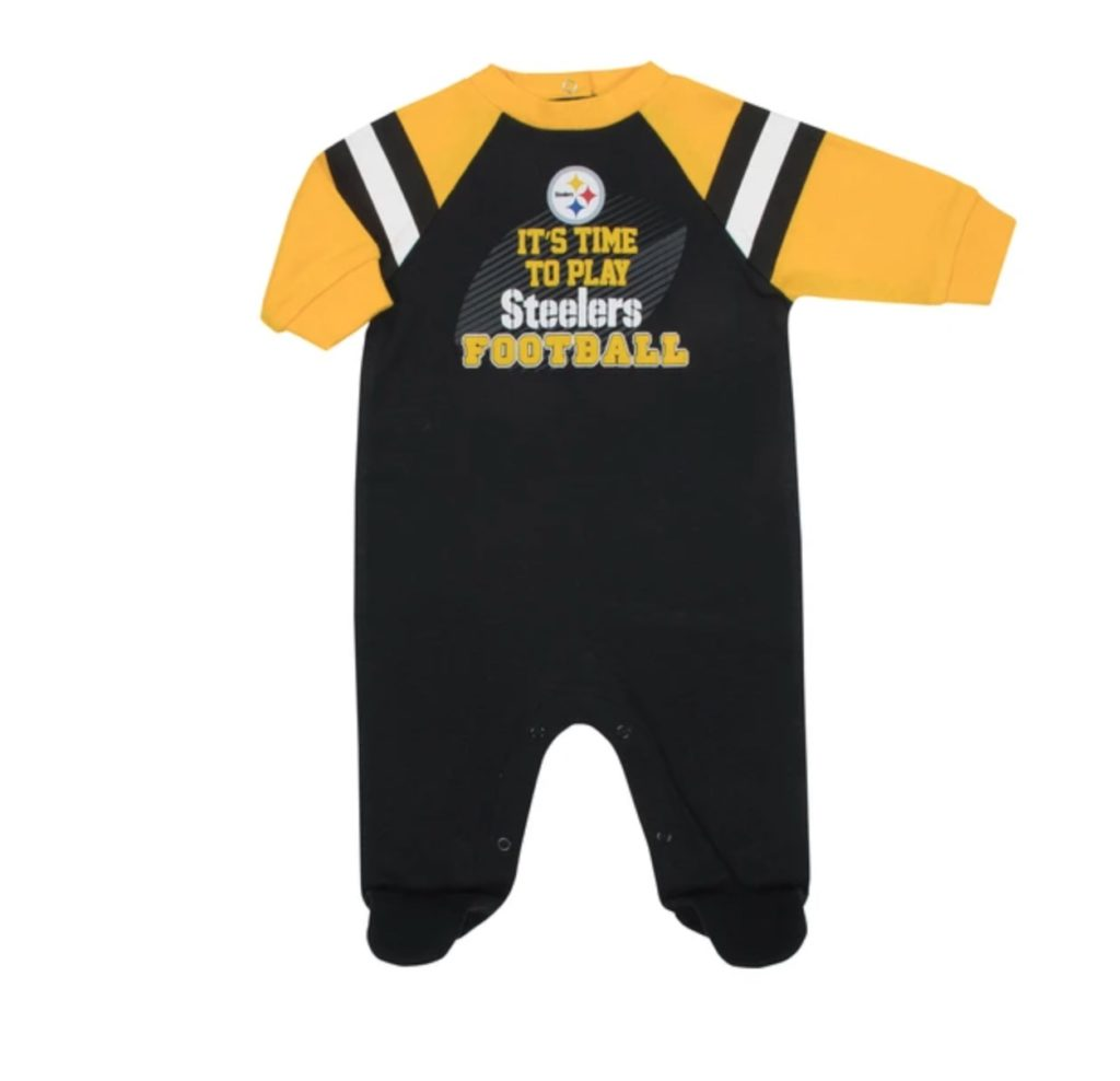 Hey, Baby-Having Sports Fans, You're Going to Want Your Little One In These Adorable Outfits From Gerber – It's time to stand up and cheer!