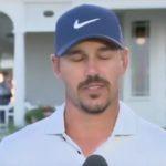 Pro Golfer Brooks Koepka Apparently Does Not Like Fellow Golfer Bryson DeChambeau