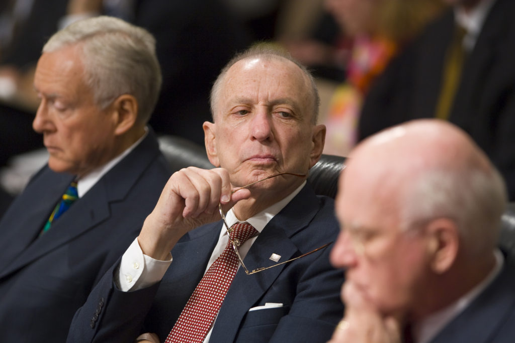 Report: Did Donald Trump Allegedly Try to Pay Off Arlen Specter to Drop Spygate Investigation?