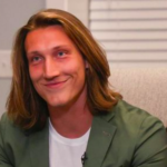 Here's The Moment Trevor Lawrence Was Drafted As The First Pick In The NFL Draft