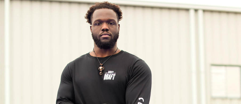 Michigan Wolverines Defensive Lineman Kwity Paye Gets Drafted In The NFL Draft's First Round, Says His Mom Now Is 'Done Working. She's Retired'
