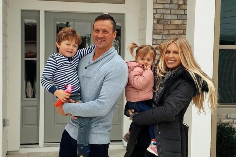 Ryan Lochte Chasing Another Shot At Olympics Through Training, Balancing Spending Time With Family
