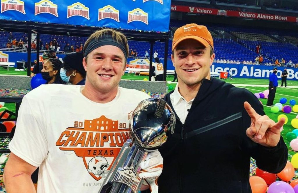 'We Love You Jake': Texas Longhorn Linebacker Jake Ehlinger Remembered Following Sudden Passing